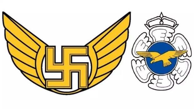 Свастика окончательно исчезла изэмблем исимволики финских военно-воздушных сил после 102 лет использования