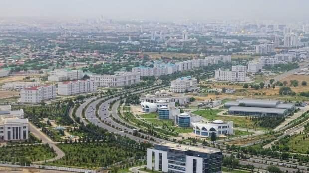 США займутся «поддержкой» гражданского общества в Туркменистане