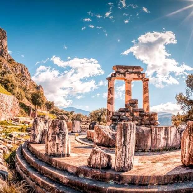 Греки охраняют свою историю особенно тщательно. /Фото: discovergreece.com