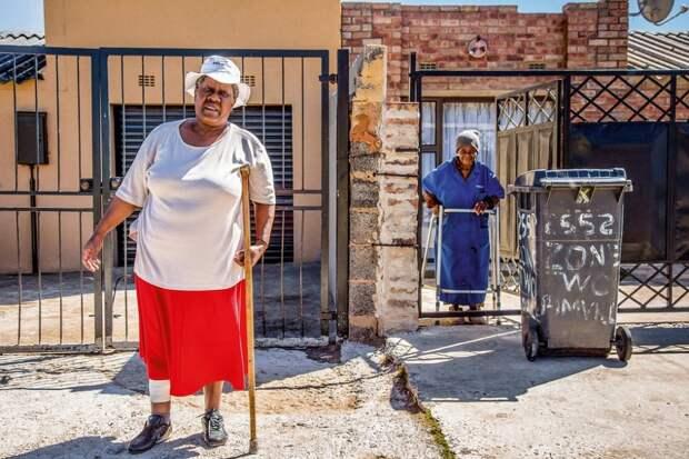 Стареть красиво: победители конкурса фотографий пожилых людей Age International 2016