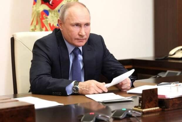 Путин поставил Запад перед фактом: «Дальше не пройдёте»