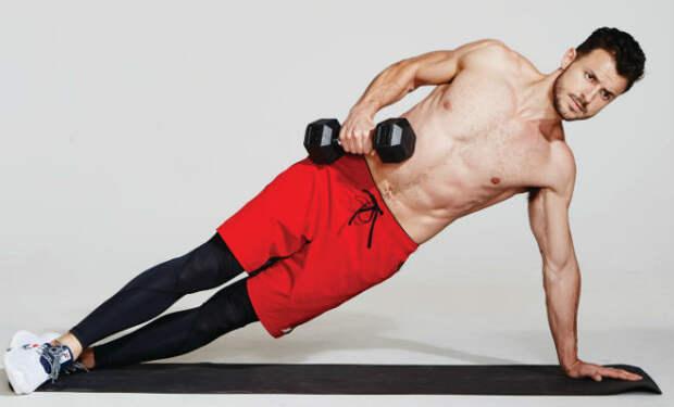 Качаем все мускулы ничего не делая