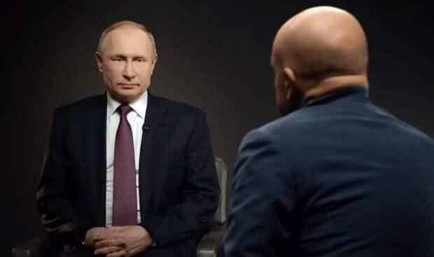 «Зря вы хрюкаете»: Путин отчитал журналиста на вопрос о его дочери