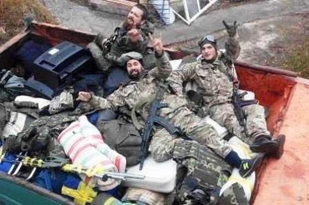 """Это, друзья, не """"распятый мальчик"""", а доклад  ООН о ситуации на Украине.  Предупреждаю, это чудовищно"""
