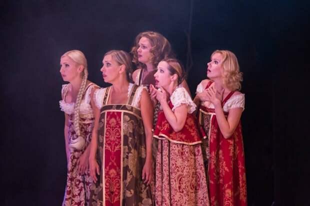 Севастопольский спектакль «#ТодаСё» шагает по России! (фото)