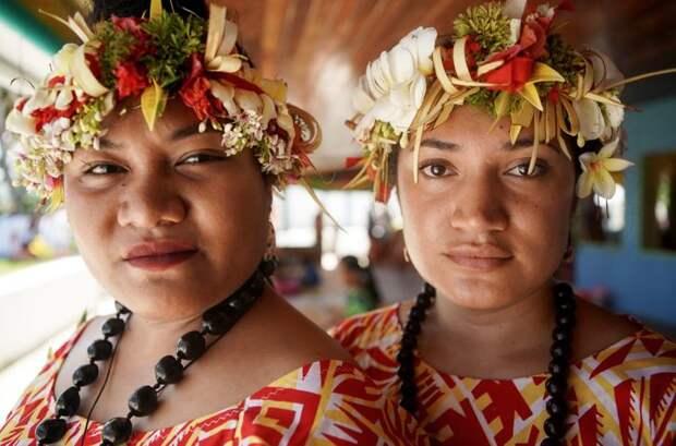 Знакомство с Тувалу