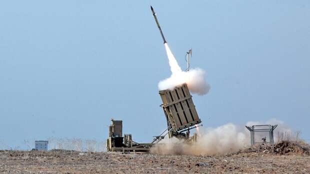 В Сети удивились затратам на эксплуатацию израильского «Железного купола»