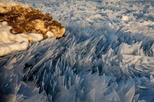 Самый необычный лед, который сразит вас наповал