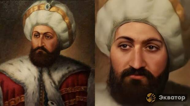 Видео: Ожившие при помощи нейросетей портреты султанов Османской империи