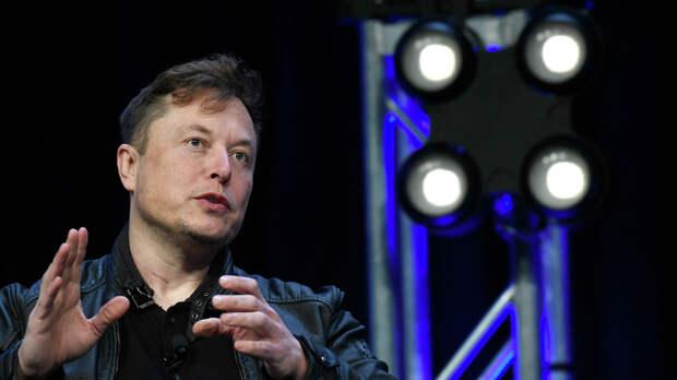 Основатель компании SpaceX Маск: кризис полупроводников завершится в следующем году