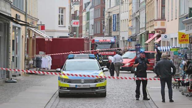 Угроза взрыва в офисе Меркель: преступника уже поймали