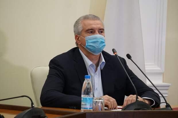 Глава Крыма поручил снести опасный симферопольский недострой
