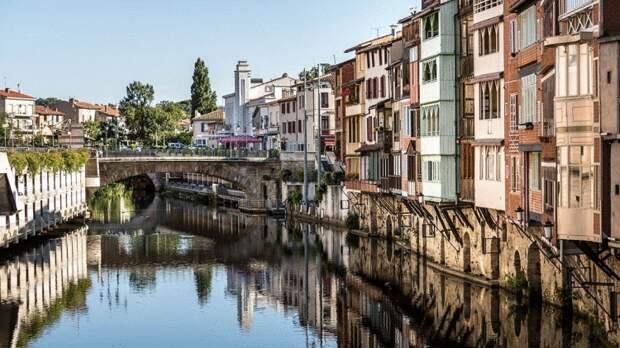 Куда поехать из Тулузы: 15 лучший идей для поездки одного дня