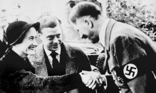 Женщина, которая могла повернуть Вторую мировую в пользу немцев. История Уоллис Симпсон