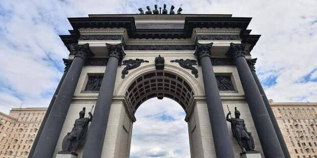 Москва отремонтирует памятники героям войны с Наполеоном