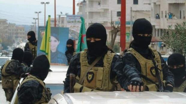 Курдские боевики развернули террор в захваченных арабских городах