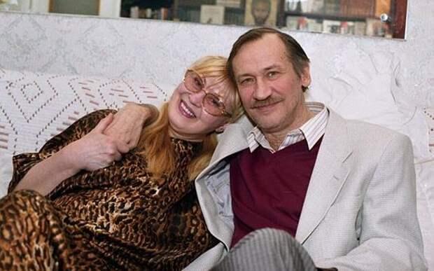 Почему актрису Нину Шацкую не похоронили рядом с мужем Леонидом Филатовым