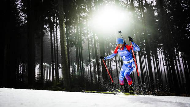 Биатлонисты сборной России летом будут прививаться откоронавируса