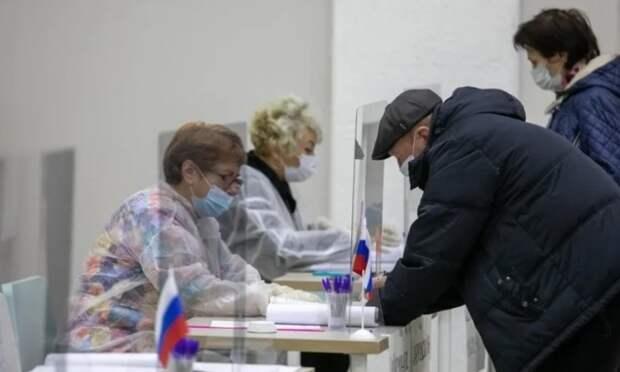 Ксередине второго дня голосования вАрхангельской области свой выбор сделали более 186 тысяч северян