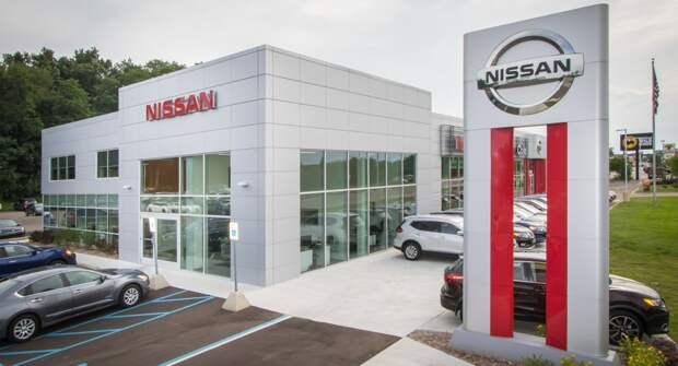 Nissan сокращает объемы выпуска из-за нехватки чипов