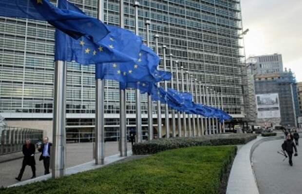 ТАСС: В Брюсселе открывается двухдневный саммит ЕС