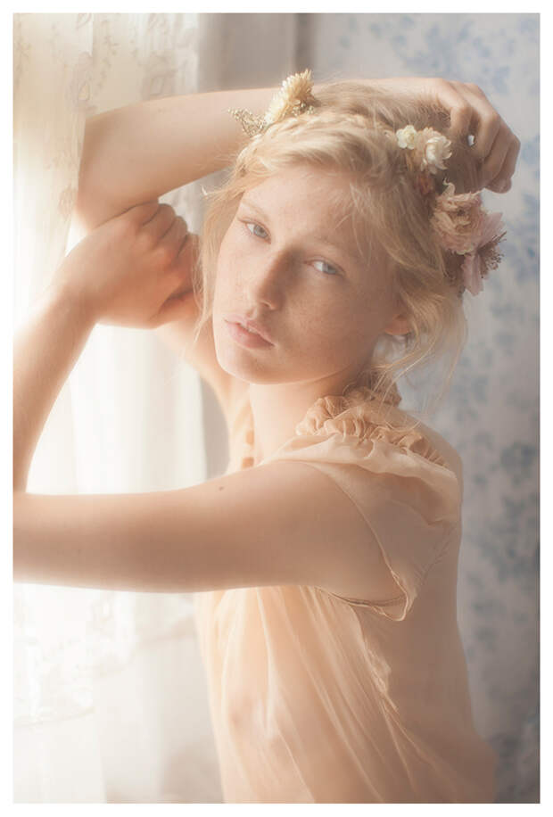 Работы Вивьен Мок по-женски легки, воздушны и романтичны