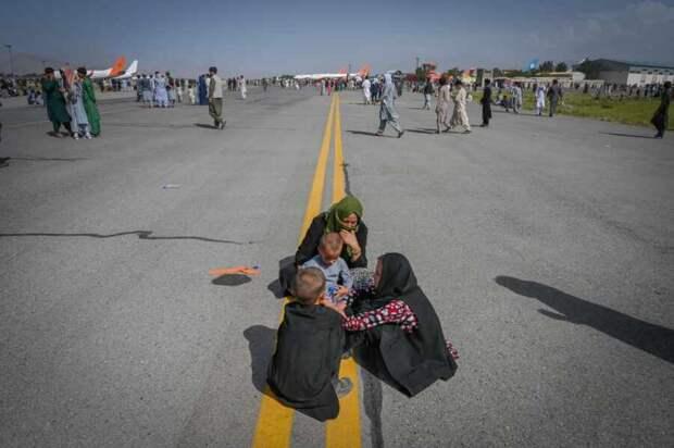 Трагический исход из Кабула будет предан забвению
