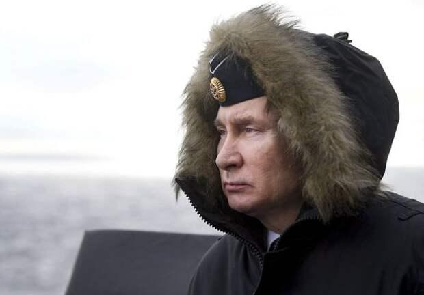 Focus: Путин намерен заявить оначале нового этапа мировой политики