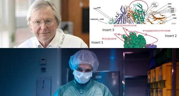 COVID-19 оказался искусственным: создатель — разработчик первой вакцины