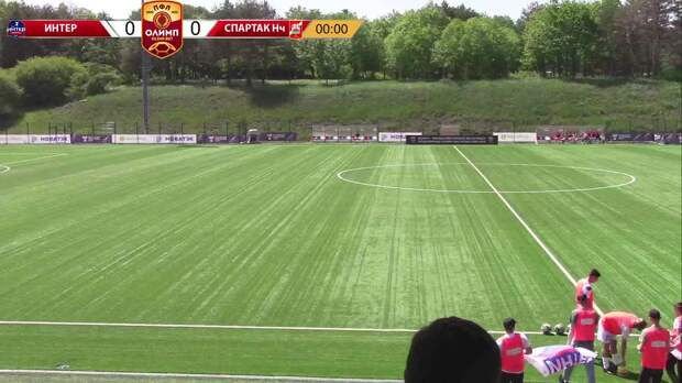 ОЛИМП – Первенство ПФЛ-2020/2021 Интер vs Спартак-Нальчик 16.05.2021