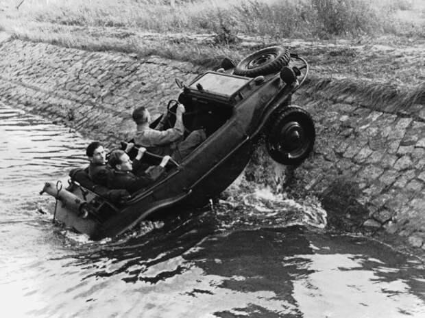 Уникальные автомобили Второй мировой войны