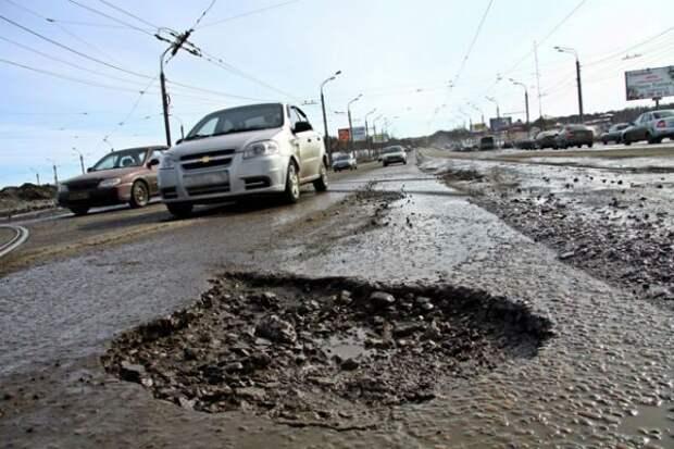 8 советов как сохранить подвеску на разбитых дорогах