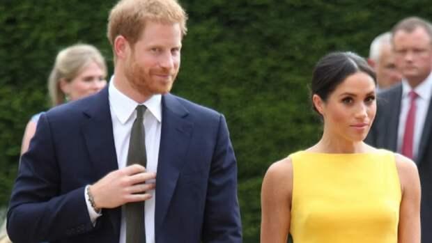Принца Гарри и Меган Маркл раскритиковали за работу с производителем «расистского» крема