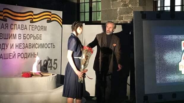 Алупкинский музей-заповедник совместно с Крымским академическим драматическим театром представили просветительское театрализованное представление
