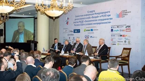 Санкции как новая нормальность и политический детерминизм в российско-американских отношениях