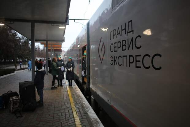 В Крым начнут ходить поезда из Мурманска и обратно