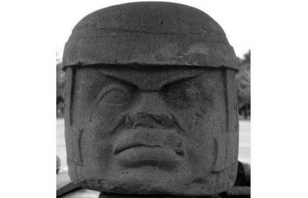 Памятник А из Трес-Сапотес