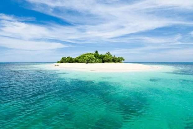 10 уединенных островов с девственной природой