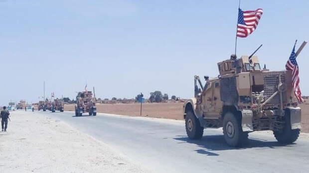 Пентагон промолчал после остановки войск США в Сирии российской армией