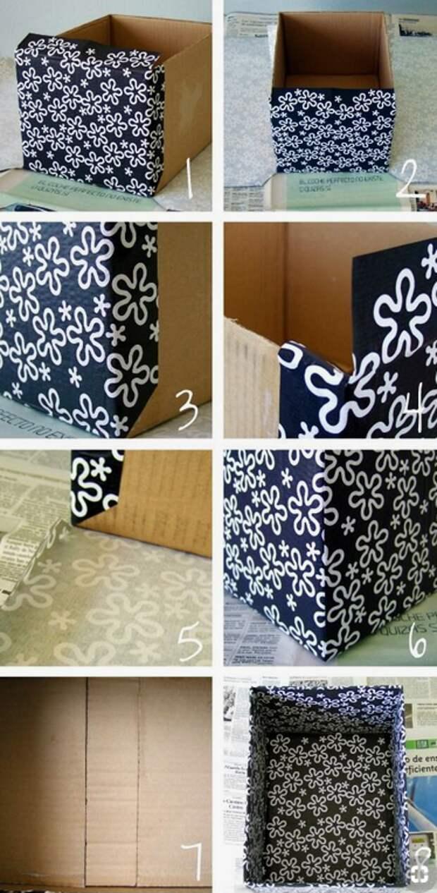 Что сделать из картонной коробки. Идеи, советы и мастер класс своими руками