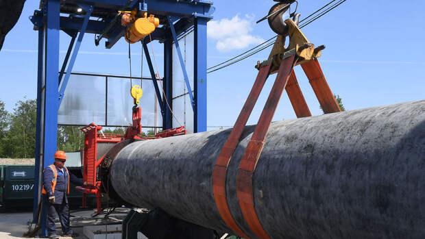 """В Германии призывают скорее запустить """"Севпоток-2"""" из-за нужды в российском газе"""
