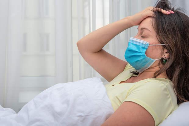 В России установлен новый суточный рекорд по числу заболевших коронавирусом