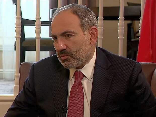 Пашиняна не избрали на пост премьера Армении