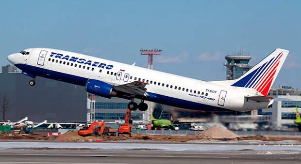 """Акции """"Трансаэро"""" выросли почти на 40% на новостях о создании новой авиакомпании"""