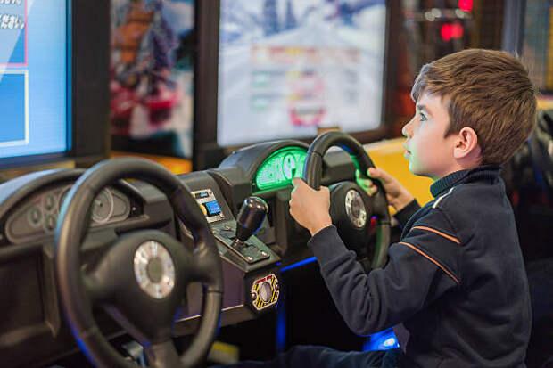 Детская площадка с электронными играми появится в сквере по Олонецкому проезду