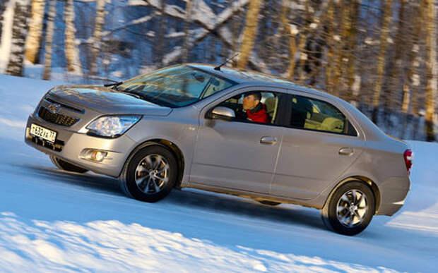 Chevrolet Cobalt после 68 тыс. км: дневник домового