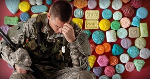Для ветеранов приготовили экстази