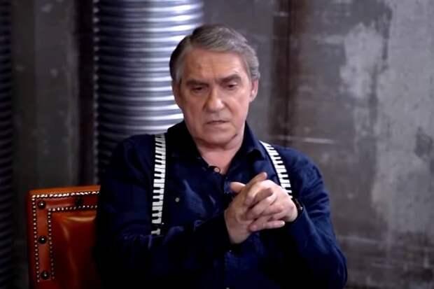 «Если выпью, то умру»: Валерий Гаркалин завязал со спиртным