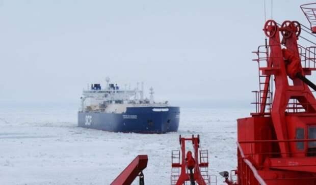 «Совкомфлот» мимо тендера на танкеры для «Арктик СПГ 2» не пройдет