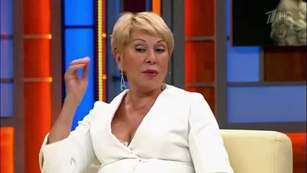 Успенская объяснила, почему не разводится с мужем